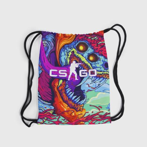 Рюкзак-мешок 3D CS GO Фото 01