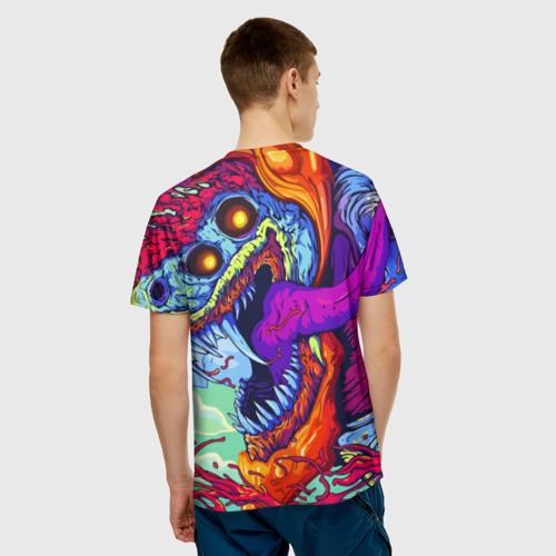 Мужская футболка 3D CS GO Фото 01