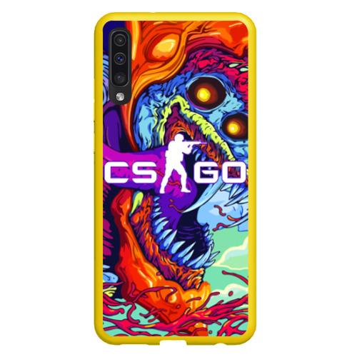 Чехол для Samsung A50 CS GO Фото 01