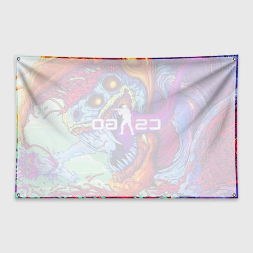 Флаг-баннер CS GO Фото 01