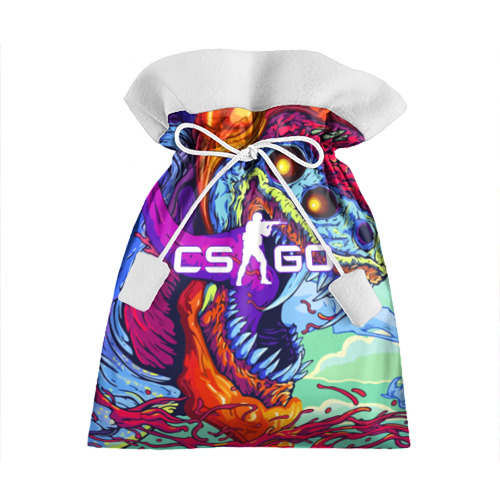 Подарочный 3D мешок CS GO Фото 01