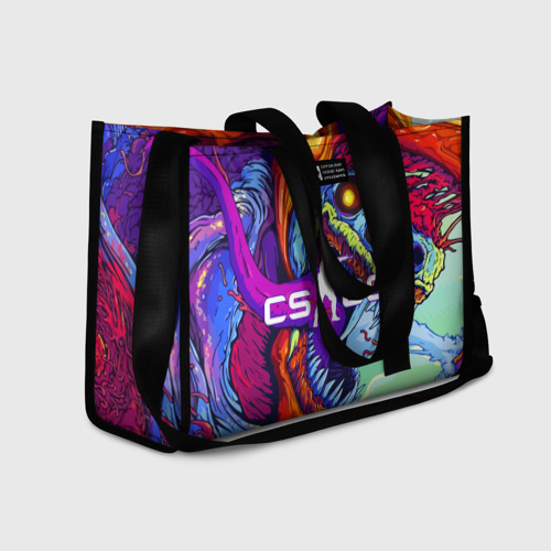 Сумка-шоппер 3D CS GO Фото 01