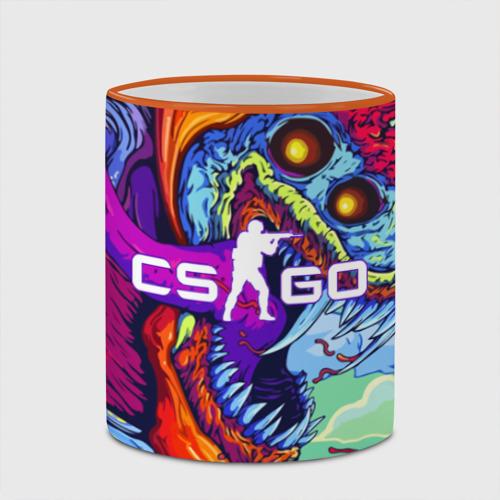 Кружка с полной запечаткой CS GO