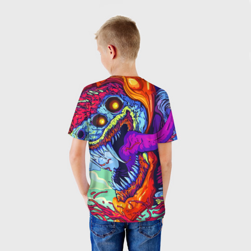 Детская футболка 3D 'CS GO'
