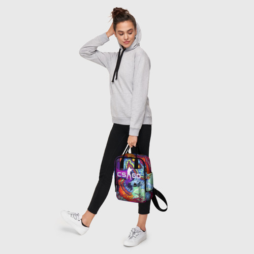 Женский рюкзак 3D CS GO Фото 01