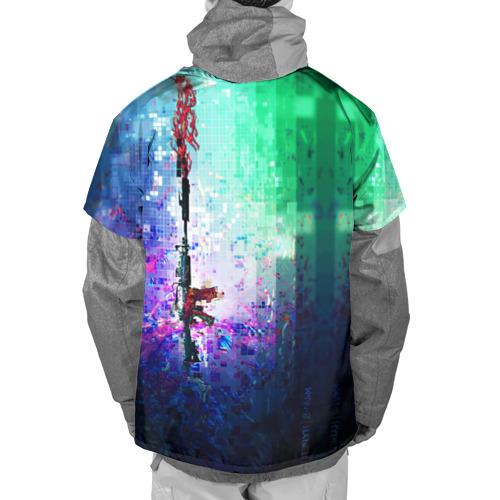 Накидка на куртку 3D  Фото 02, CS GO