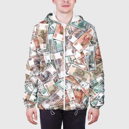 Мужская куртка 3D  Фото 04, Куча денег