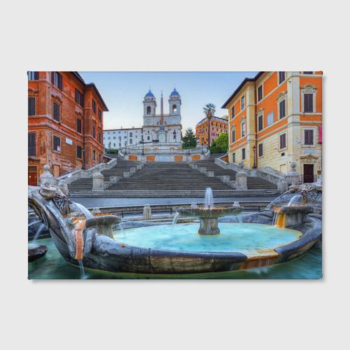 Холст прямоугольный  Фото 02, Рим (Италия)