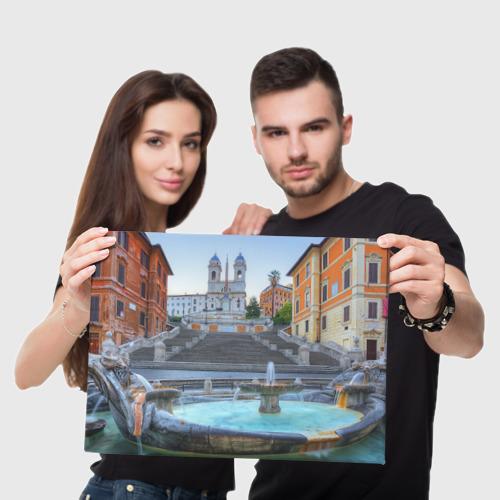 Холст прямоугольный  Фото 05, Рим (Италия)