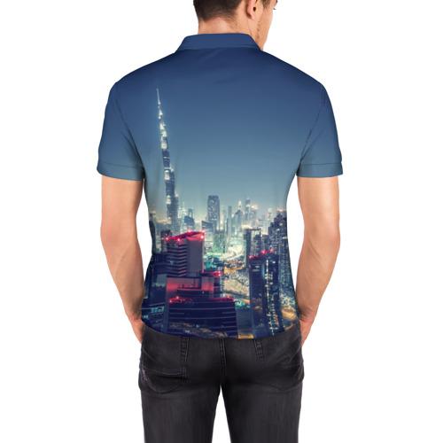 Мужская рубашка поло 3D  Фото 04, Дубай