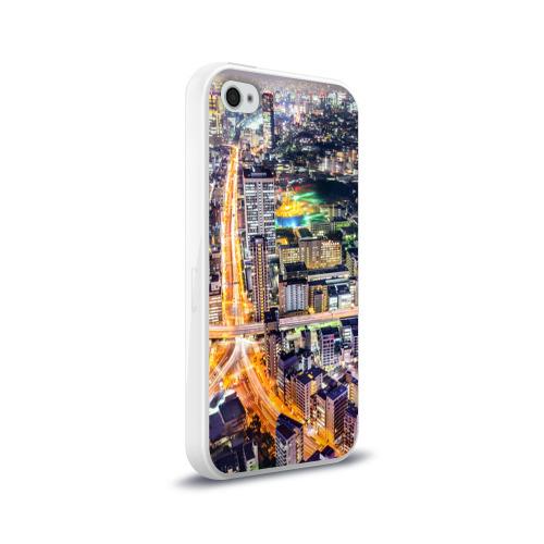 Чехол для Apple iPhone 4/4S силиконовый глянцевый  Фото 02, Japan