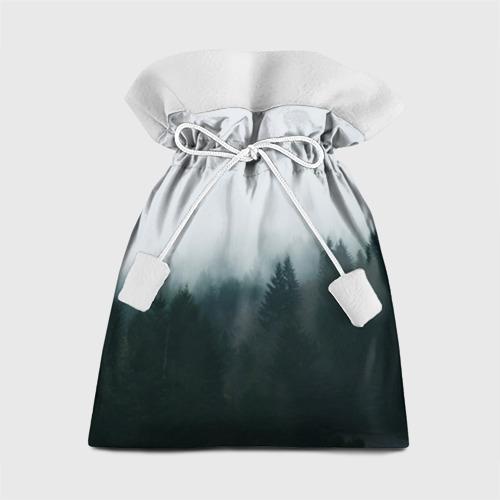 Подарочный 3D мешок Лес Фото 01
