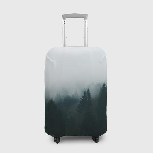 Чехол для чемодана 3D Лес Фото 01