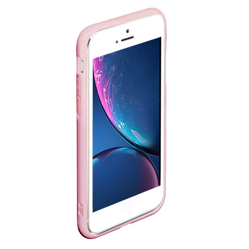 Чехол для iPhone 6Plus/6S Plus матовый Сова Фото 01