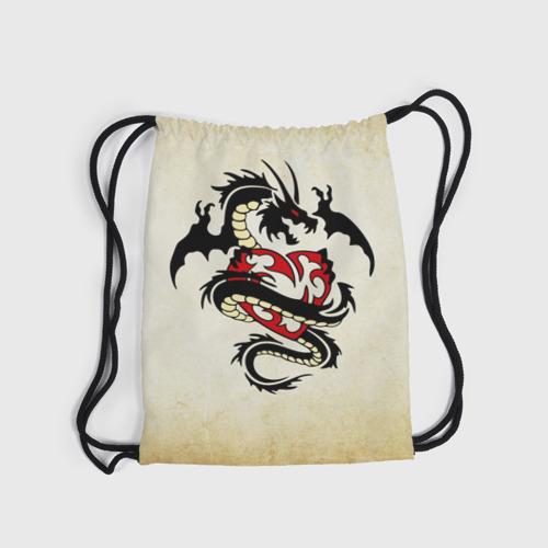 Рюкзак-мешок 3D  Фото 04, Покоритель сердец