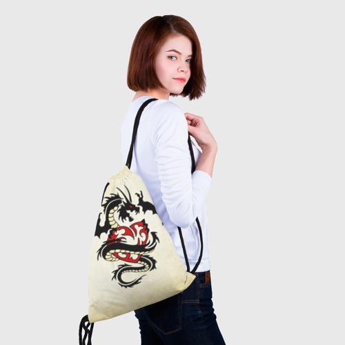 Рюкзак-мешок 3D  Фото 02, Покоритель сердец