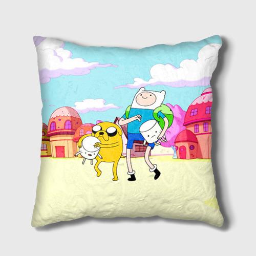 Подушка 3D  Фото 01, Adventure Time 11