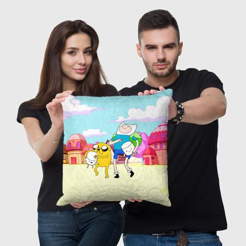 Подушка 3D  Фото 03, Adventure Time 11
