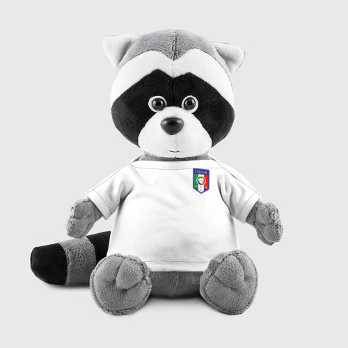 Енотик в футболке 3D Сборная Италия