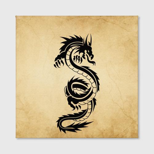 Холст квадратный  Фото 02, Убийственный змей