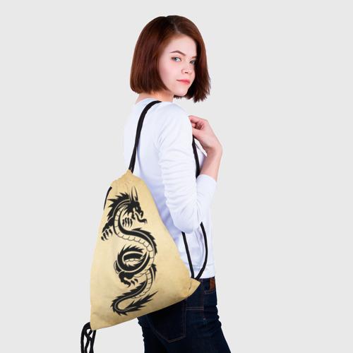 Рюкзак-мешок 3D  Фото 02, Убийственный змей
