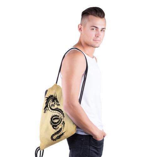 Рюкзак-мешок 3D  Фото 03, Убийственный змей