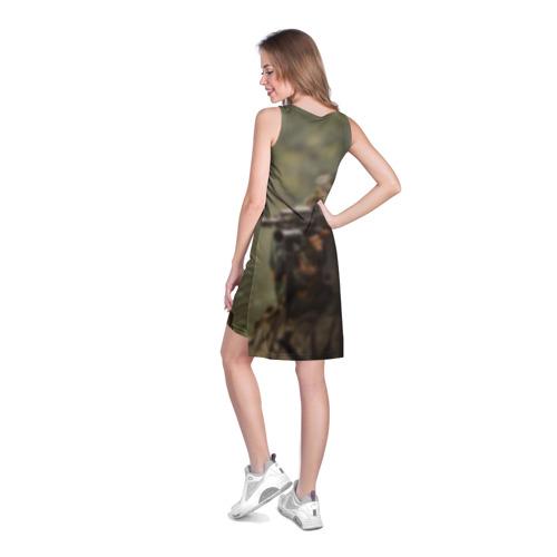 Платье-майка 3D  Фото 04, ВДВ