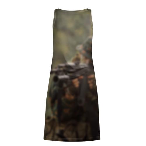 Платье-майка 3D  Фото 02, ВДВ