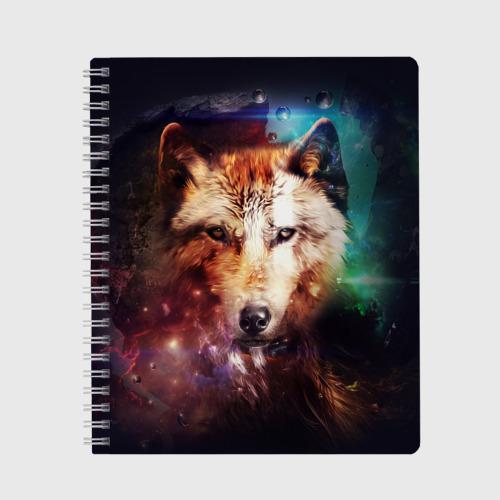 Тетрадь Волк Фото 01