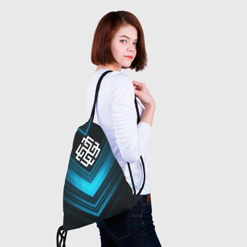 Рюкзак-мешок 3D  Фото 02, Ярга