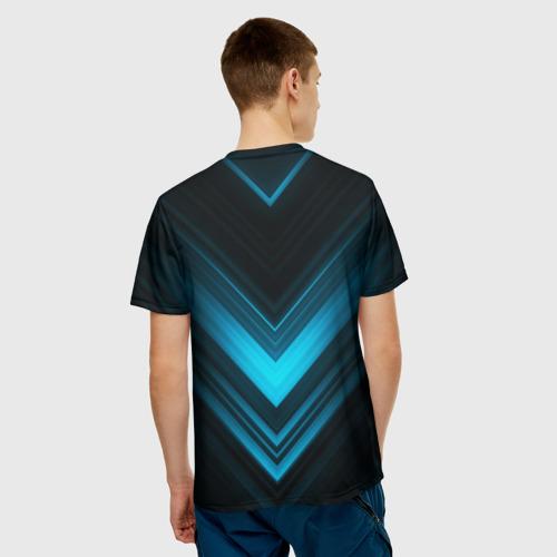 Мужская футболка 3D  Фото 02, Ярга