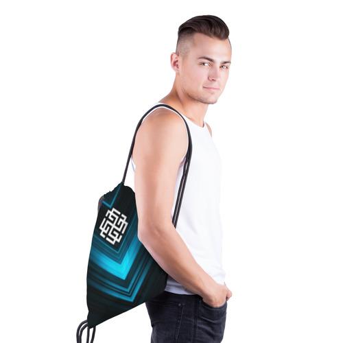 Рюкзак-мешок 3D  Фото 03, Ярга