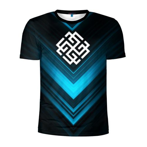 Мужская футболка 3D спортивная Ярга