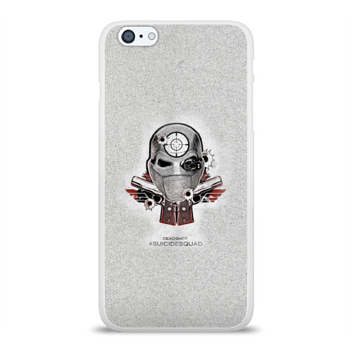 Чехол для Apple iPhone 6Plus/6SPlus силиконовый глянцевый  Фото 01, Дедшот