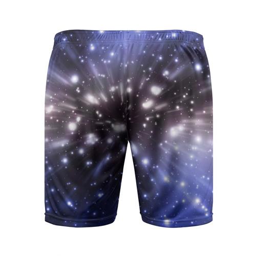 Мужские шорты 3D спортивные  Фото 02, Звёздный космос