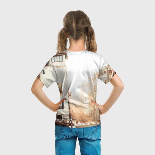 Детская футболка 3D  Фото 04, Венеция