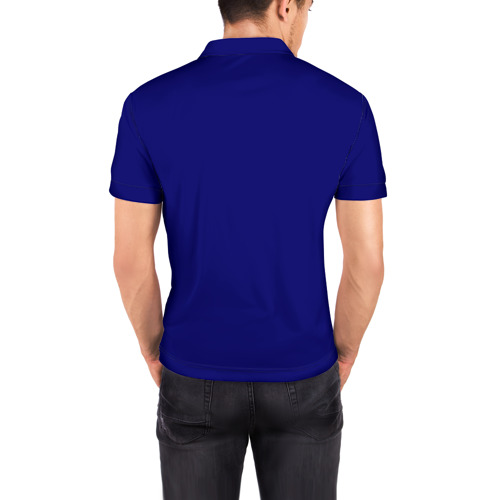 Мужская рубашка поло 3D  Фото 04, World of Warcraft