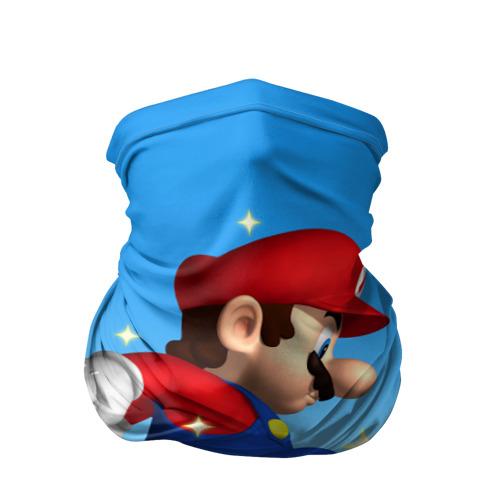 Бандана-труба 3D Mario