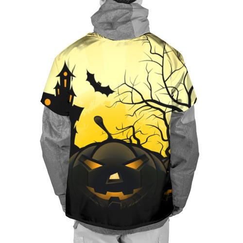 Накидка на куртку 3D  Фото 02, Happy Halloween