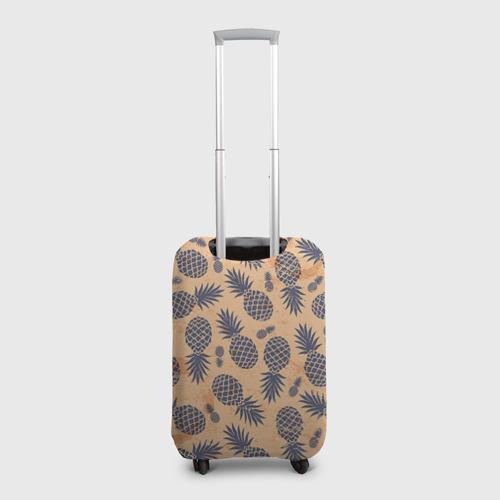 Чехол для чемодана 3D Ананасы 1 Фото 01