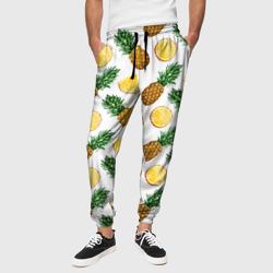 Мужские брюки 3DАнанасы 6