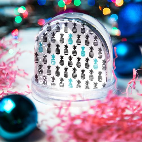 Снежный шар Ананасы 7 Фото 01