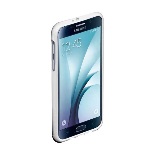 Чехол для Samsung S6 Ананасы 7 Фото 01