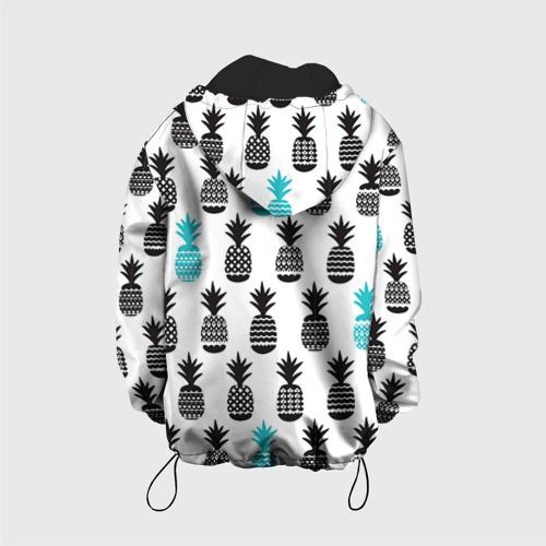 Детская куртка 3D Ананасы 7 Фото 01