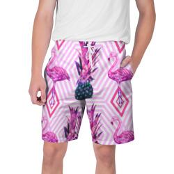 Мужские шорты 3DАнанасы 12