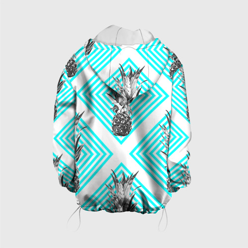 Детская куртка 3D  Фото 02, Ананасы 15