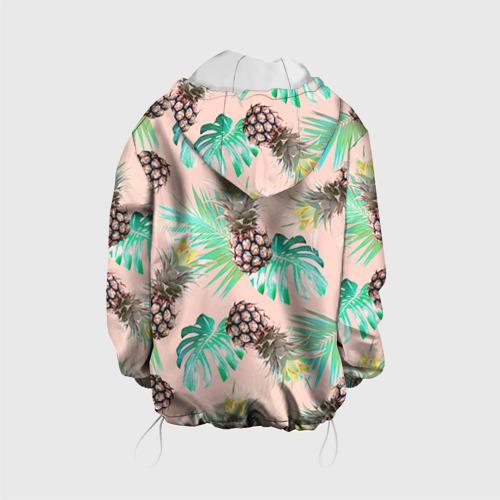 Детская куртка 3D  Фото 02, Ананасы 20