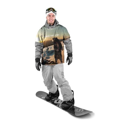 Накидка на куртку 3D  Фото 03, Сибирь