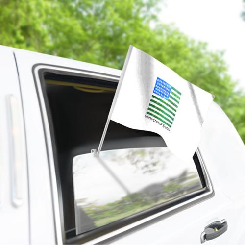 Флаг для автомобиля  Фото 03, Сибирь