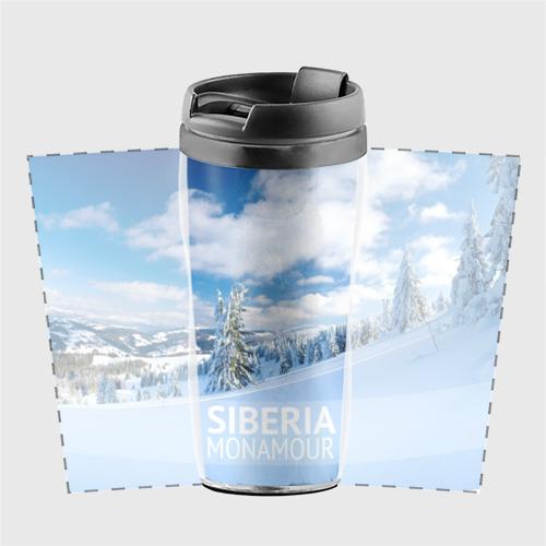 Термокружка-непроливайка  Фото 02, Сибирь